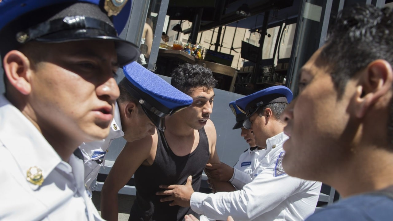 Que pasa si la policía te encuentra droga México