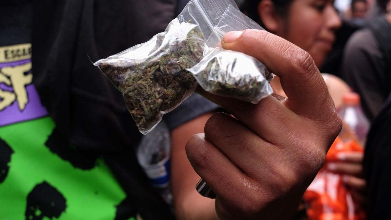 Que pasa si te agarran con droga en México