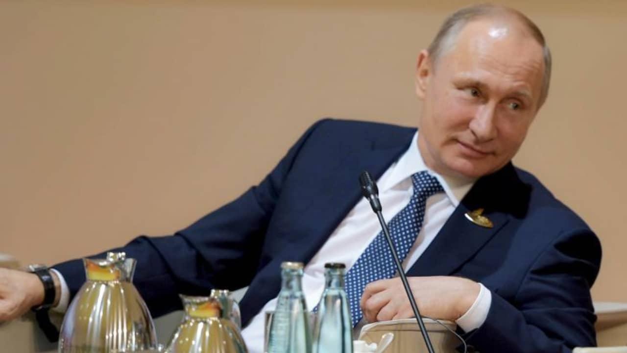 Roman Vlasov Putin house