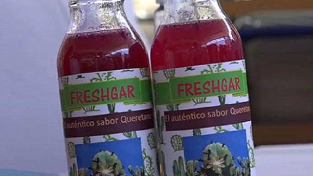 UNAM creó refresco saludable con antioxidantes