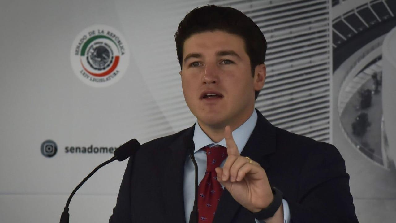 Samuel García denunciado por lavado de dinero y nexos con el narcotráfico