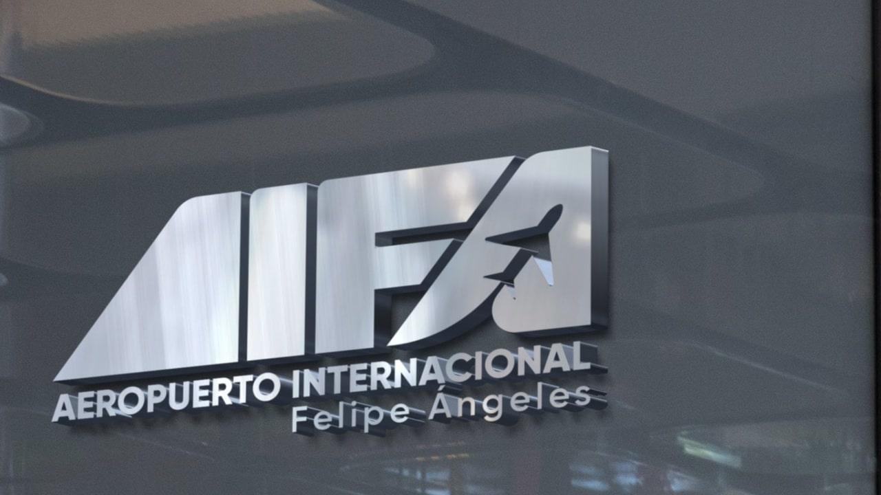 Rediseño logo AIFA