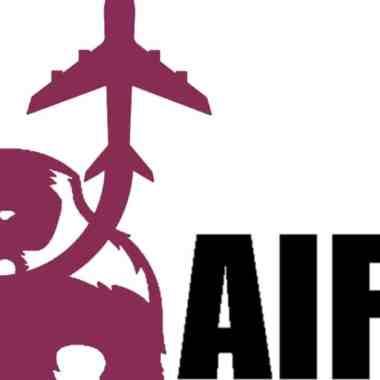 Nuevo logo del AIFA