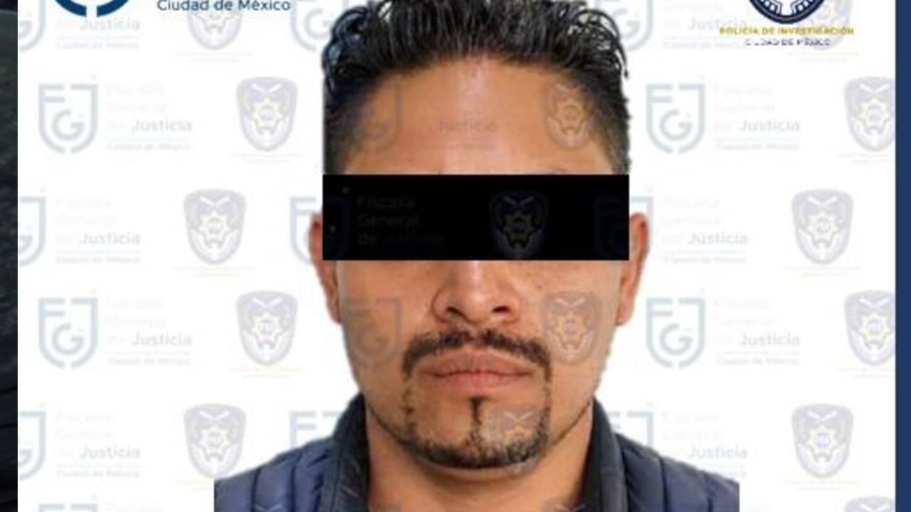 Feminicidio Asesino Expareja Balazos Ocultaba CDMX
