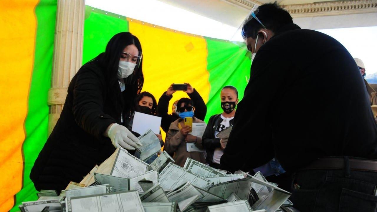UNAM crea plataforma 'Voto informado' con el INE para elecciones 2021