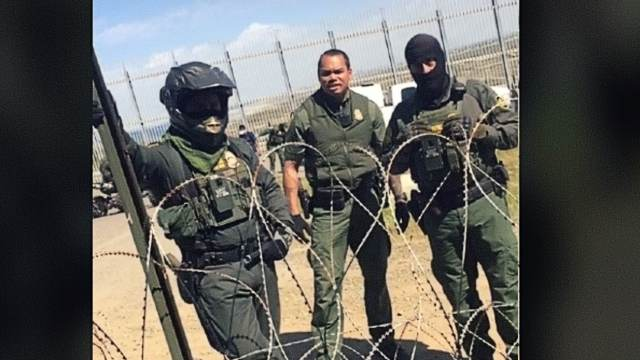 TikTok viraliza charla con patrulla fronteriza