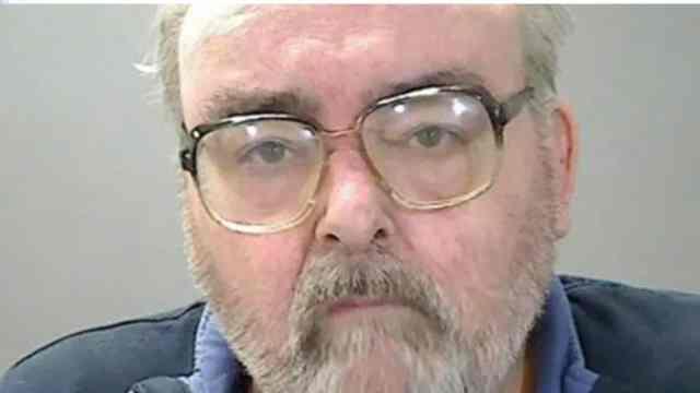 Maestro Pedófilo Muere Prisión Norwich Estados Unidos