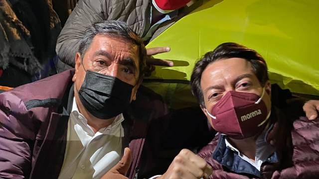 Félix Salgado Macedonio Contra INe Candidato Guerrero Morena