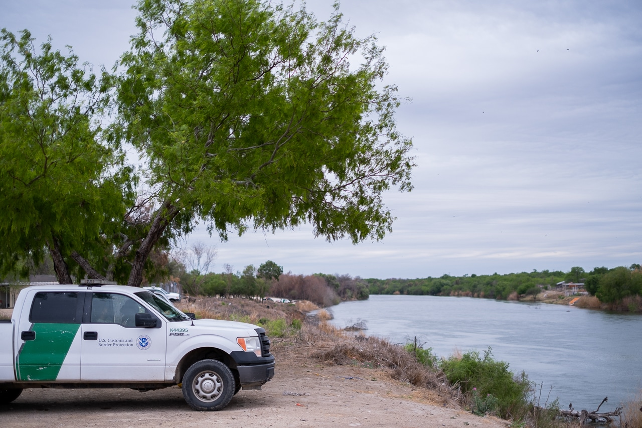 patrulla fronteriza rio bravo