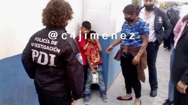 Encuentran Niños Policías Olvidaron Iztapalapa
