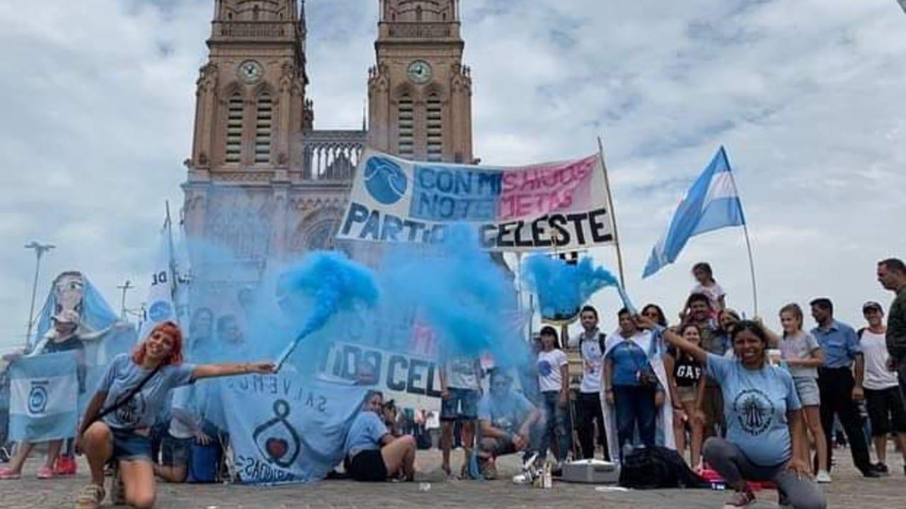 partidos provida Argentina
