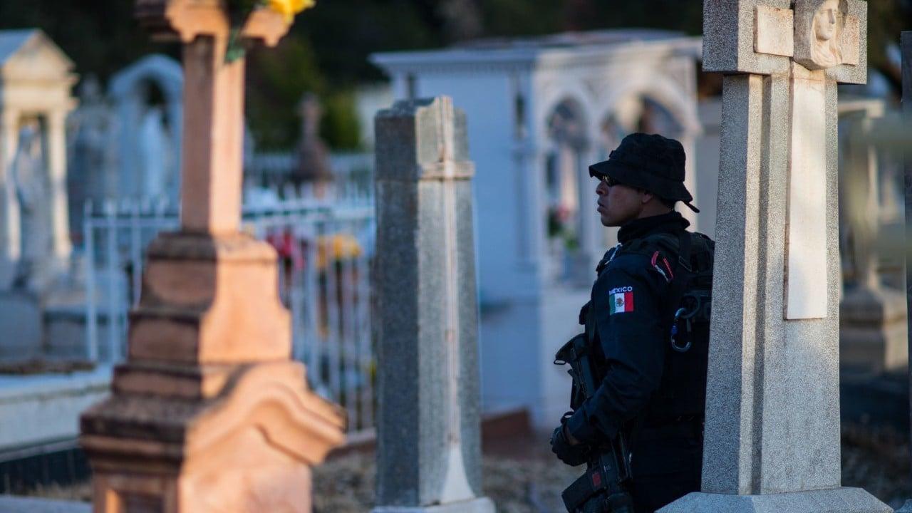 Descubren Desmantelan Narcocampamento Zacatecas