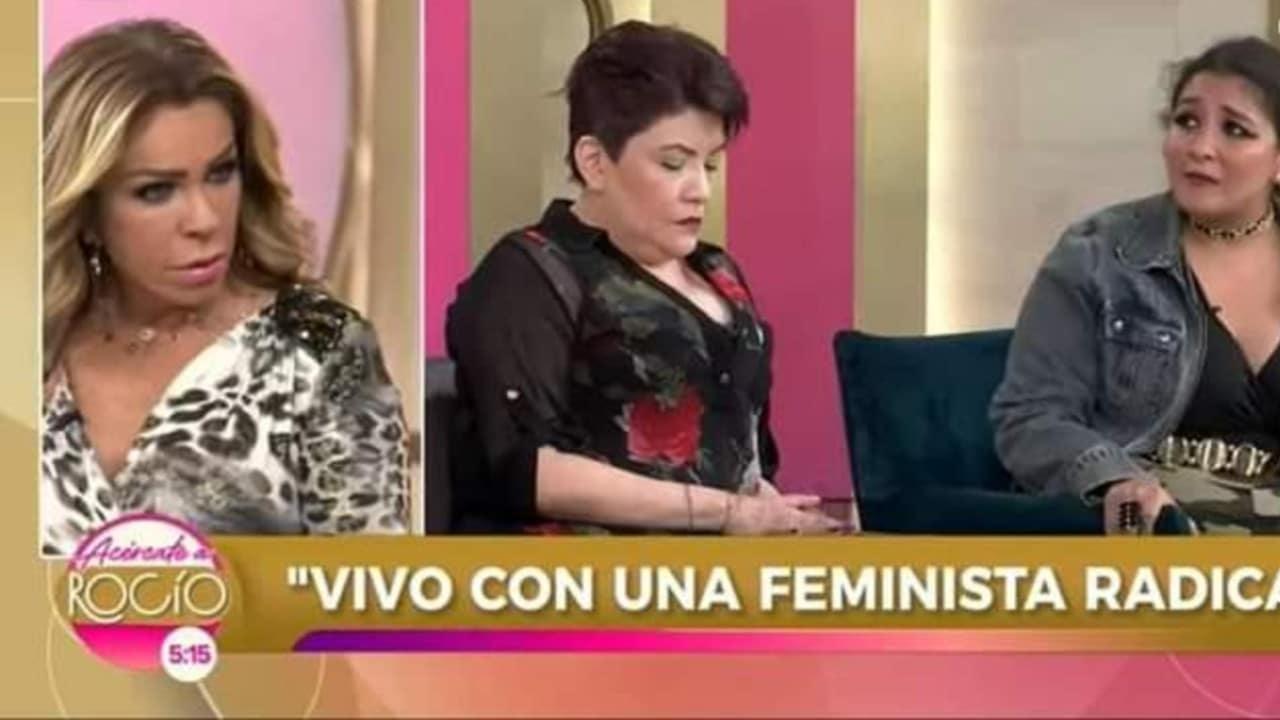 Exigen Disculpas Rocío Sánchez Azuara Programa Vivo con una feminista radical