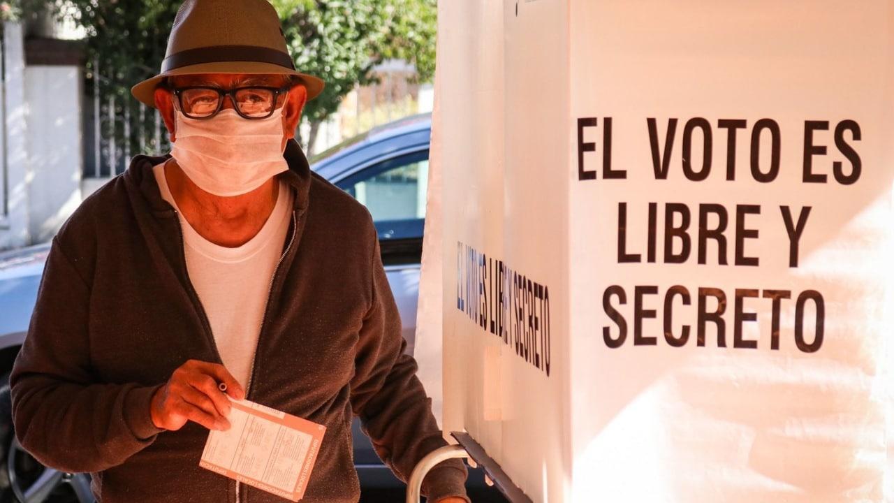 Candidatos elecciones 2021