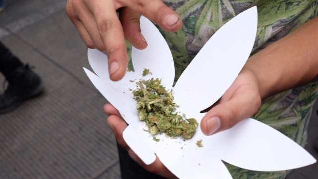 Cantidad de droga permitida en México
