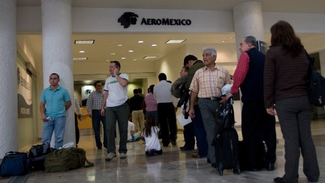 Estados Unidos bajó calificación aerolíneas mexicanas