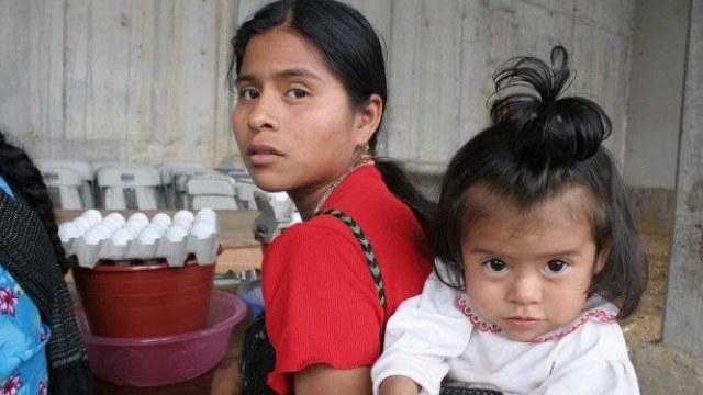 Venta de niñas y matrimonio infantil