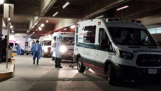 23 muertos y 77 personas hospitalizadas tras derrumbe del Metro