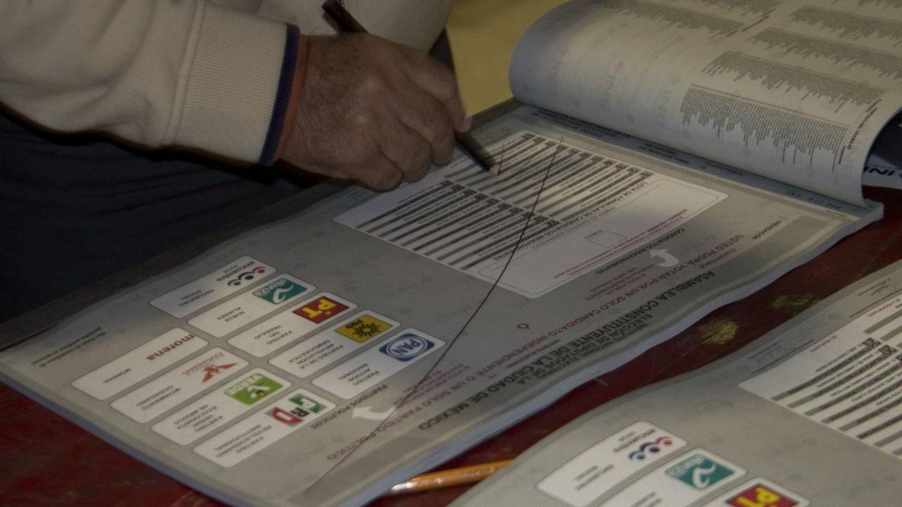 Anular el voto elecciones 2021