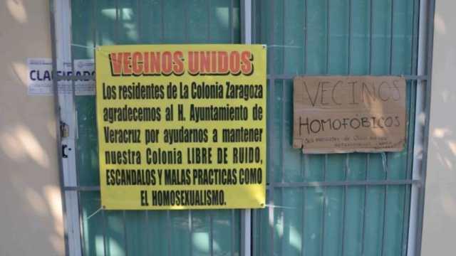 Bar Paraíso Veracruz homosexualismo