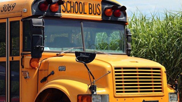 Soldado Secuestró Autobús Escolar Estados Unidos