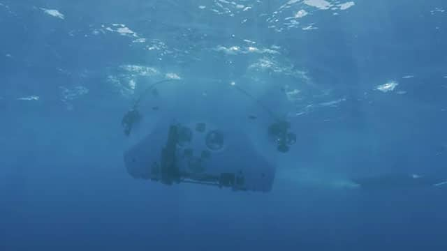 Basura fosa oceanica Filipanas Galathea