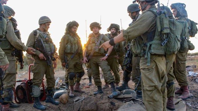 Israel Palestina Franja de Gaza