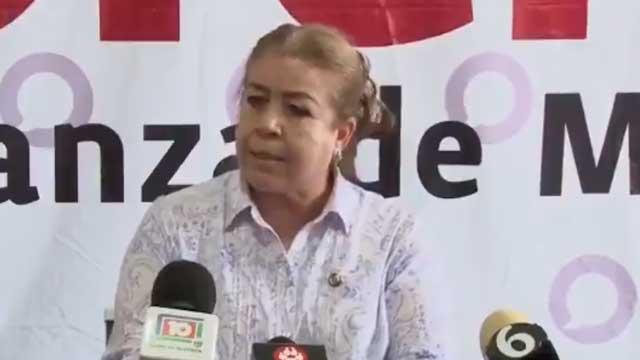 Senadora Morena linea 12 metro CDMX