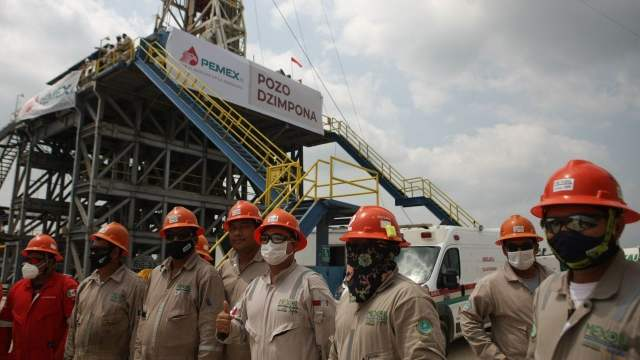 Pemex Obliga Trabajadores Mutilarse Mantener Trabajo