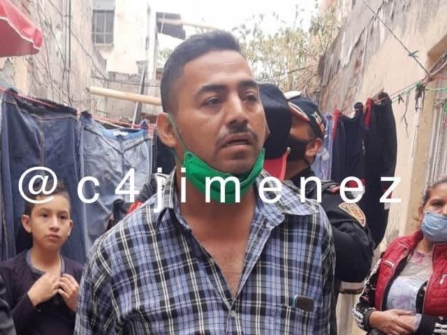 Abuelita Abandonada Azotea Sin Comer CDMX