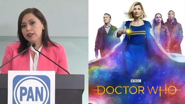 Candidata Monterrey Pan Doctor Who