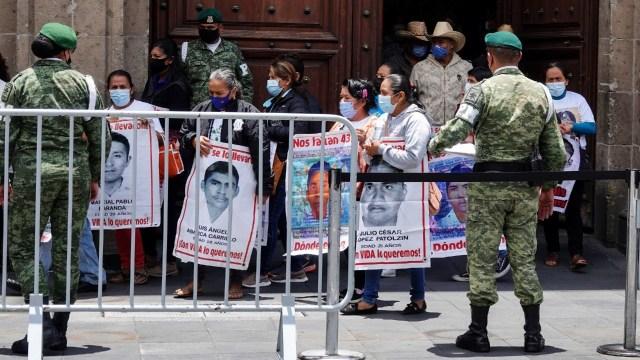 Jhosivani Guerrero normalista desaparecido Ayotzinapa
