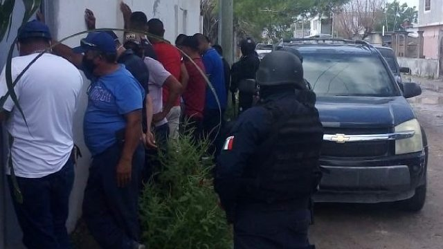 Detuvieron 17 personas en Tamaulipas comprar votos