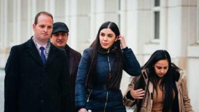 Emma Coronel culpable Chapo Guzmán