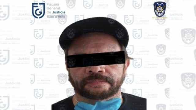 Héctor Parra fue detenido por abuso sexual infantil