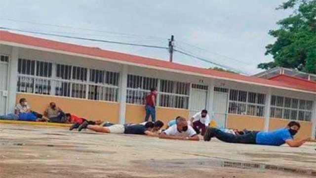 Boletas electorales robo Lagunas Oaxaca