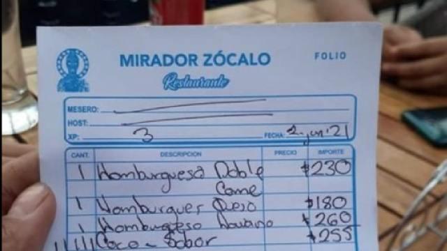 Mujer denunció estafa en Terraza Ciudad de México