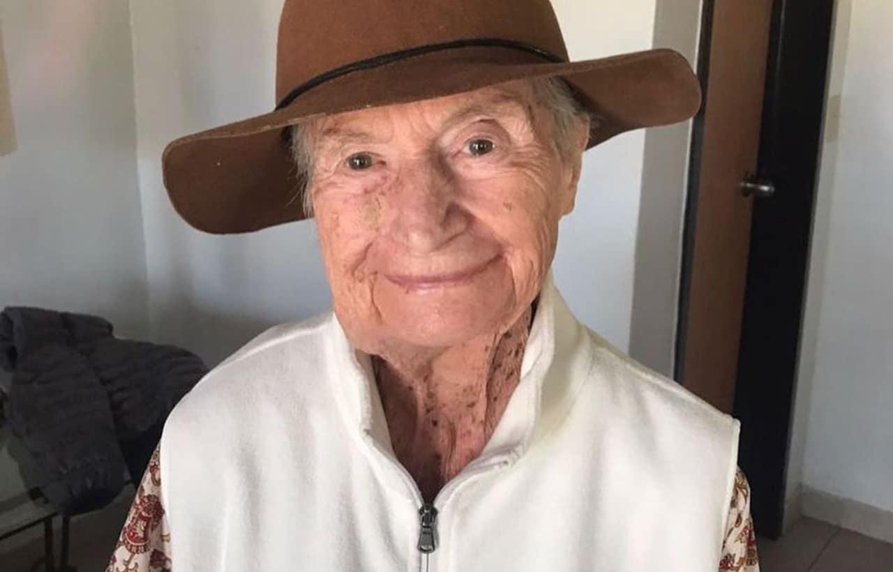 Norma Trenti ha votado en todas las elecciones de México