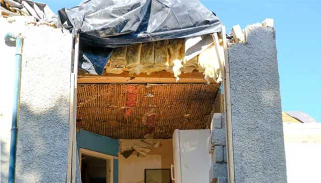 Albañil destruye casa que remodelo Inglaterra