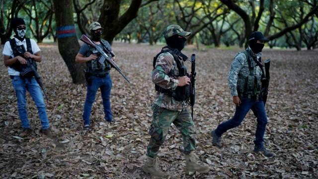 Desarmarán a las autodefensas de Michoacán