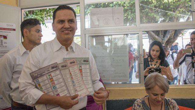 Detienen Roberto Sandoval exgobernador Nayarit