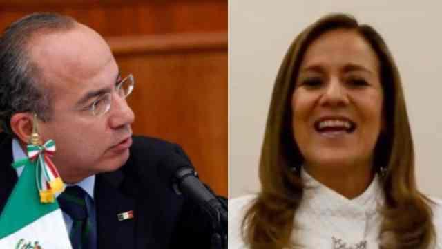 Calderón defiende Margarita Zavala opositores CDMX