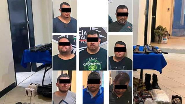 Masacre en Reynosa Detienen al líder de plaza del Cártel del Golfo