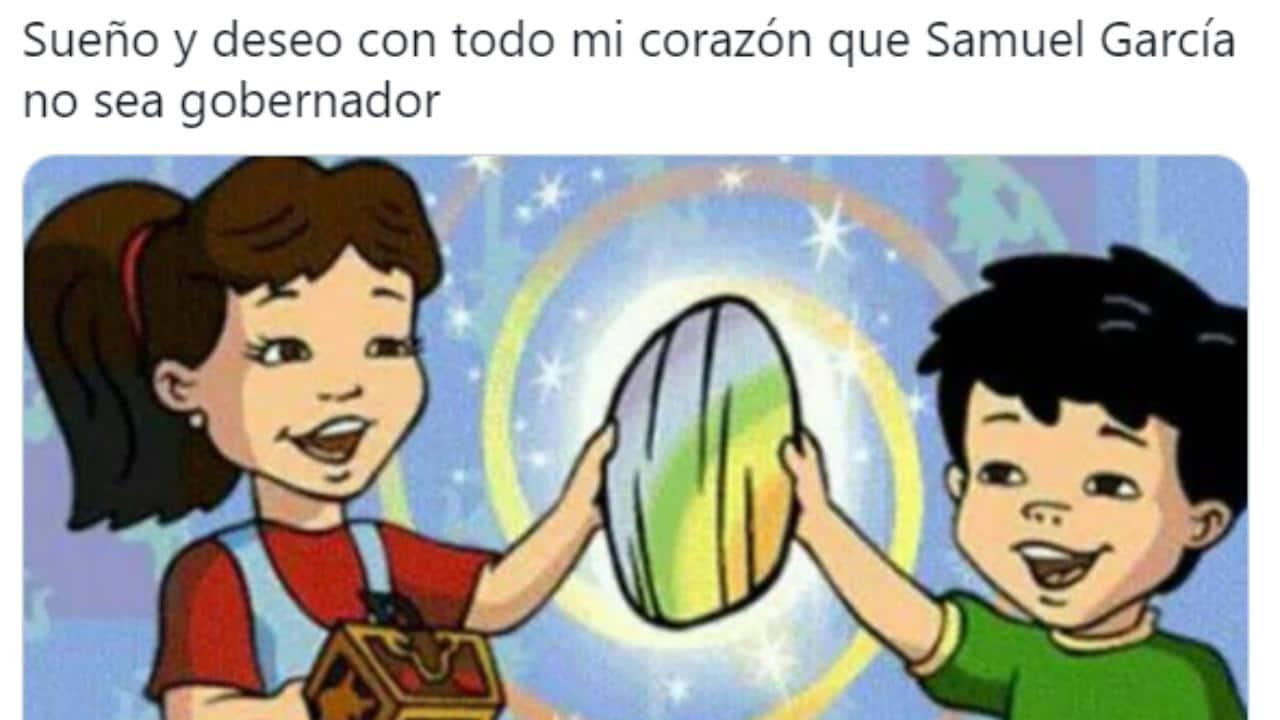 Memes de Samuel García