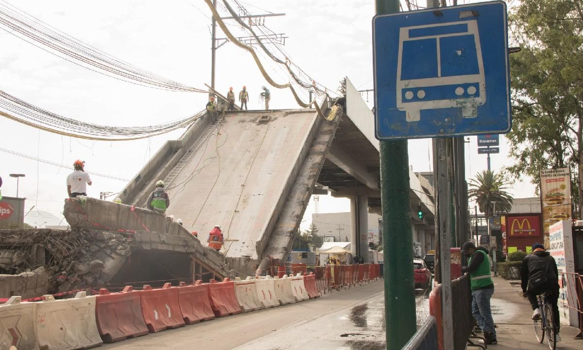 Dictamen Preliminar Accidente Metro Linea 12 Deficiencias Construcción
