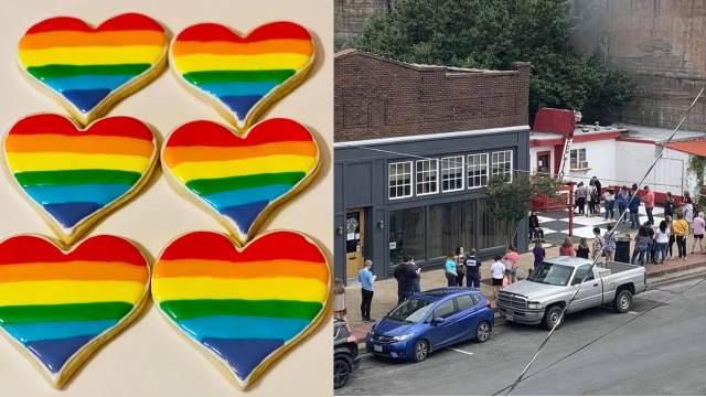 Panadería apoyo colectivo LGBT Texas