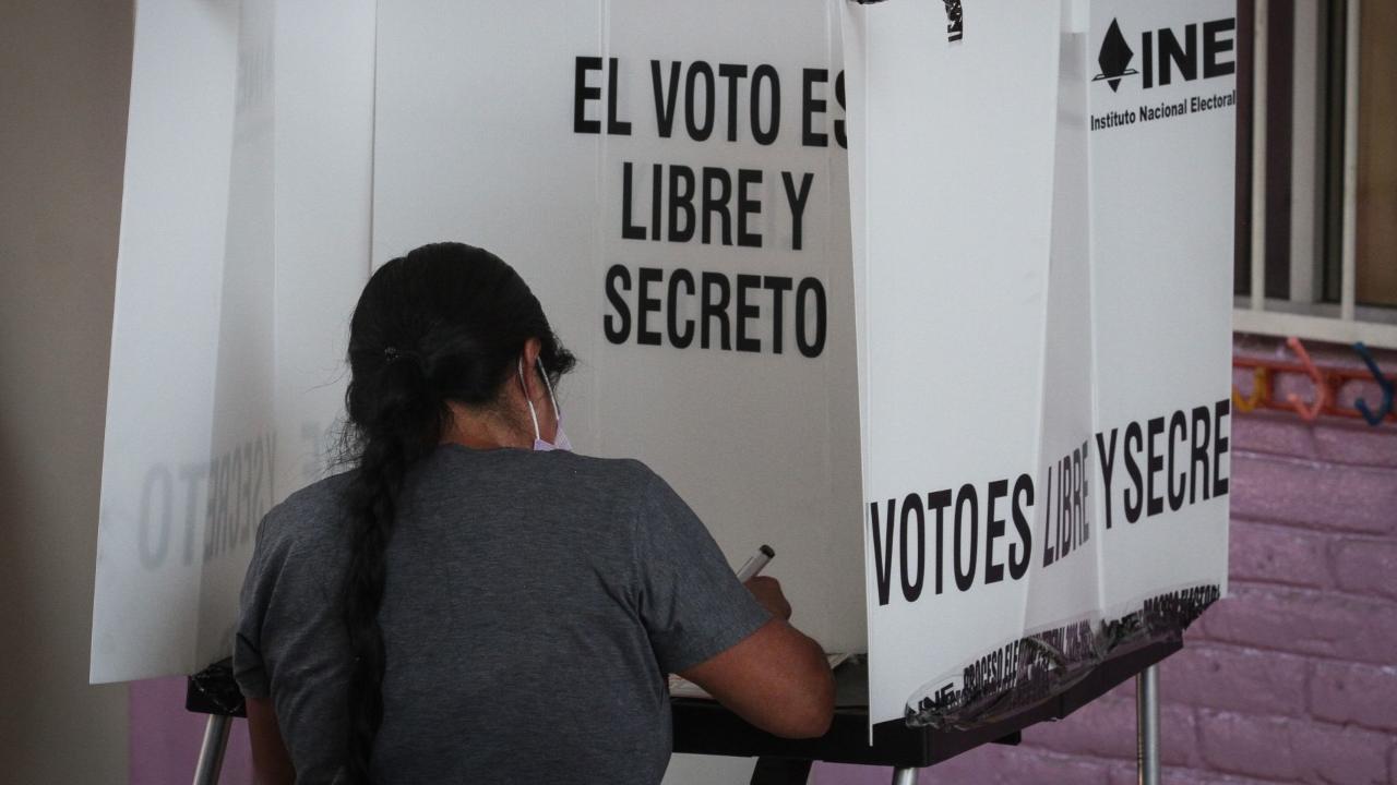 que pasa si no voto elecciones 2021