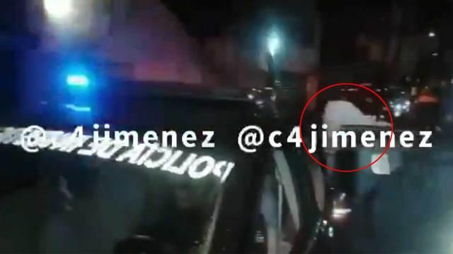 Video detencion Yosstop