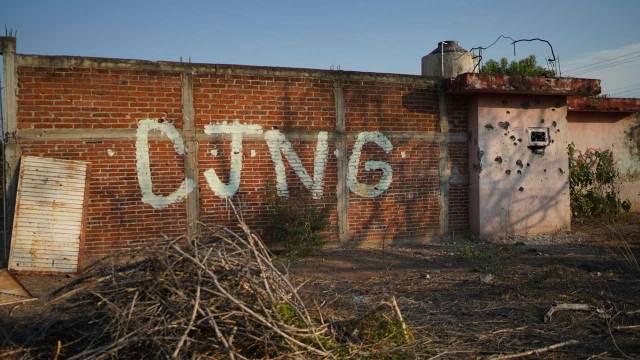Video enfrentamiento CJNG y autodefensas Michoacan