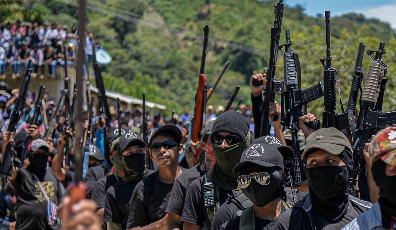 Cansados de la violencia, crean en Chiapas nuevo grupo de autodefensas